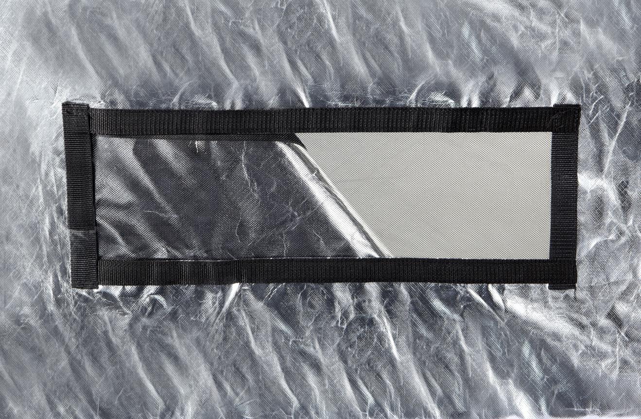 Gromedics® Hydroponics Dark Room Grow Tent with Pentflex TM